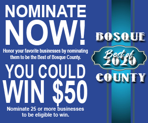 Best of Bosque contest ad