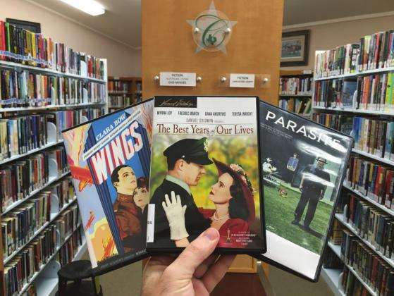 "The Nellie Pederson Civic Library –the public library in Clifton, Texas– now houses all 92 Academy Award-winning ""Best Picture"" films on DVD, including Wings (1927), The Best Years of Our Lives (1946), and Parasite (2019). NathanDiebenow 